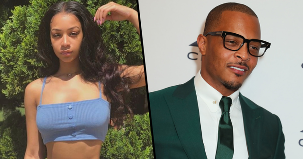T.I's Daughter Deletes Instagram After Her Dad Made Comments About Her Virginity
