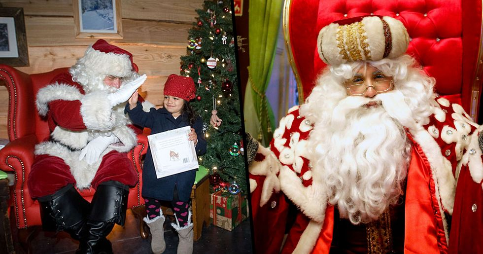 Questions Santa Is Banned From Asking Children Amid 'Me Too Era'