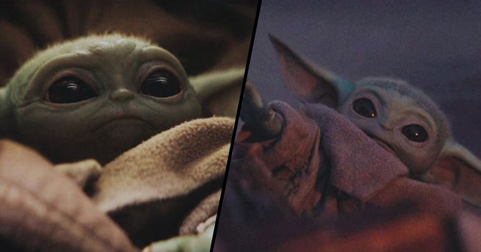 A Baby Version of Yoda Appeared in 'The Mandalorian' and People Can't Handle the Cuteness