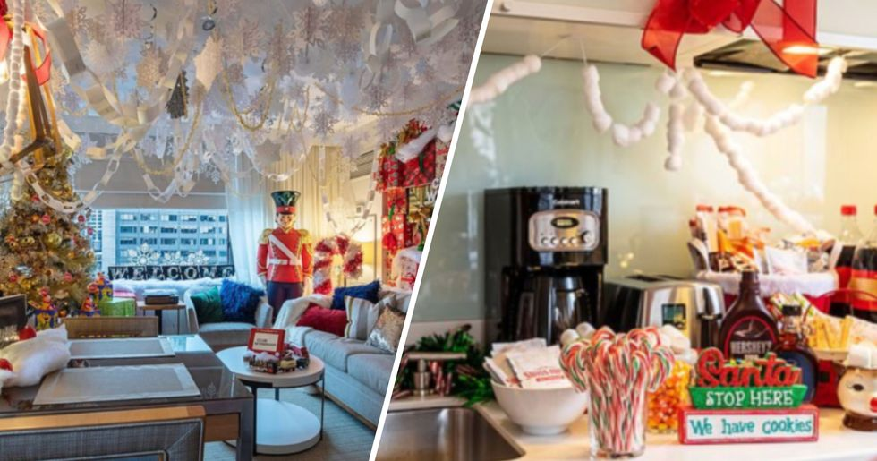 New York City Hotel Opens 'Elf' Themed Suite for Christmas
