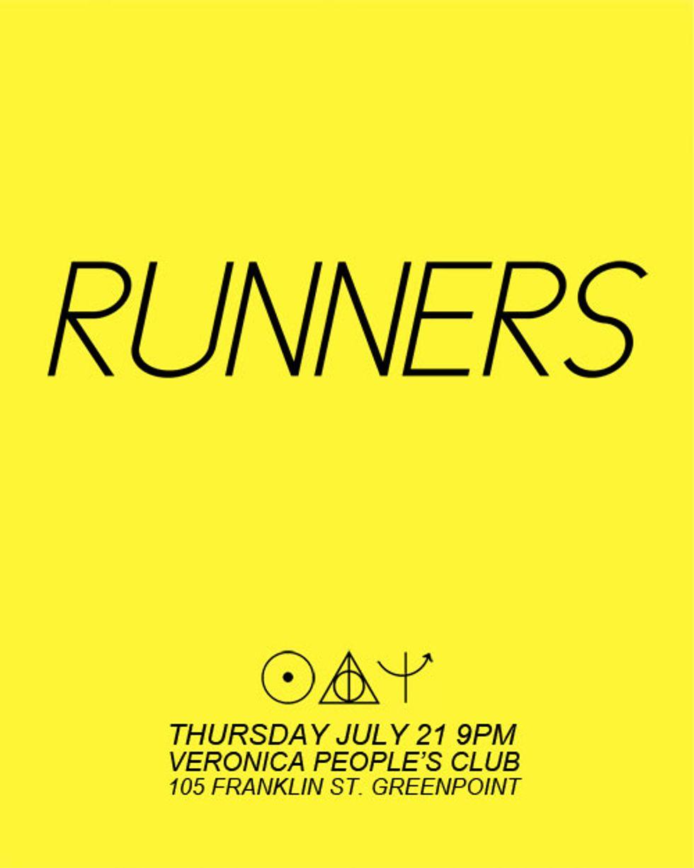 Run, Don't Walk, to Runners!