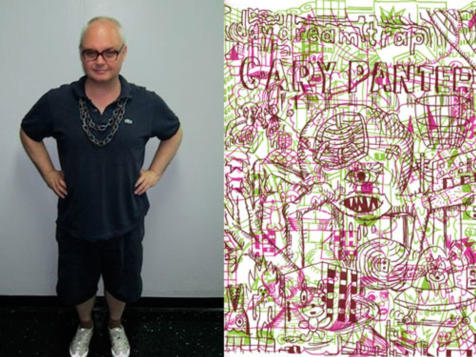 Eight Items or Less: Mr. Mickey's Wowzer Weight Loss + Gary Panter at the Whitney
