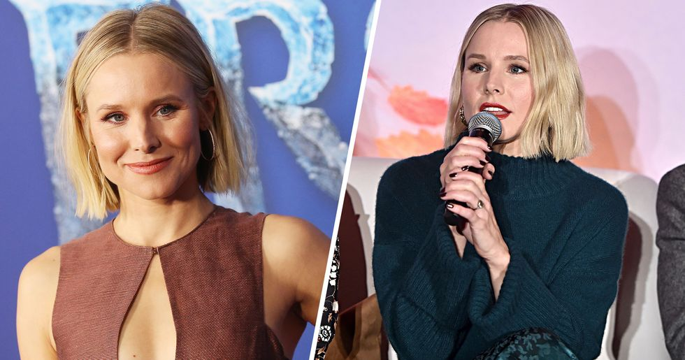 Kristen Bell Reveals How She Told Her Daughter the Truth About Santa