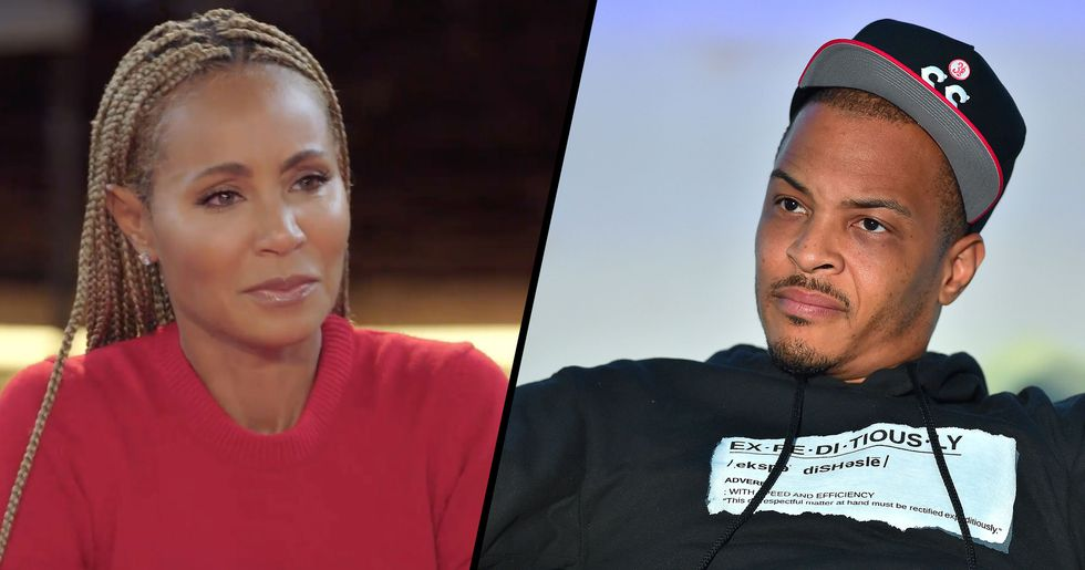 Jada Pinkett Smith Says T.I Will Sit Down for a 'Red Table Talk'