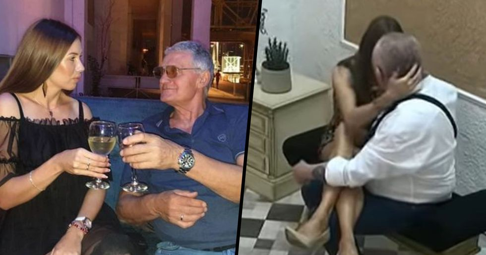 74-Year-Old Man Divorcing 21-Year-Old Wife After She Cheated on Him With Another Old Man