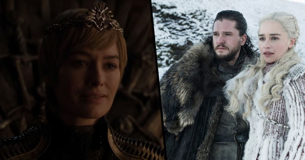 The 'Game of Thrones' Cast Filmed an Alternate Ending to the Series