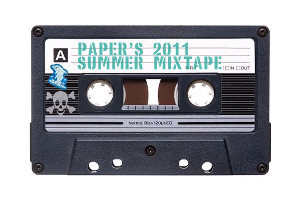 PAPER's Summer Mixtape