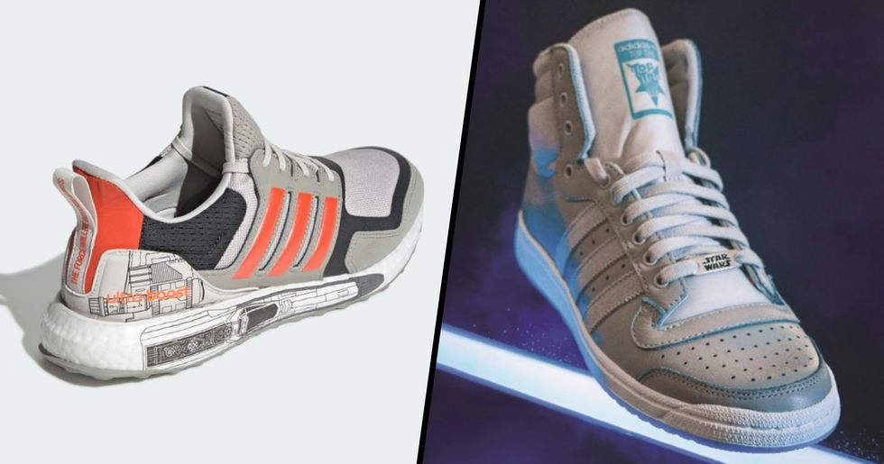 Adidas Releasing 'Star Wars' Sneaker Collection