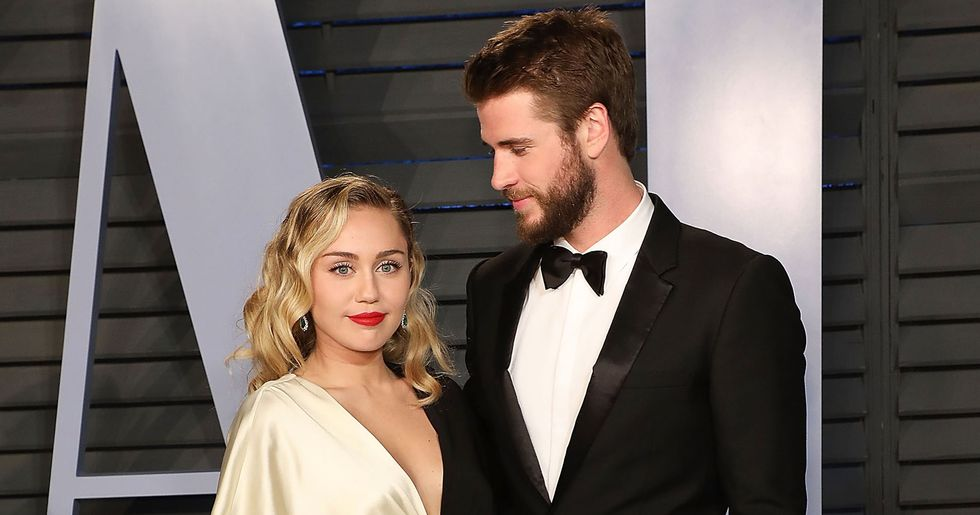 Liam Hemsworth's Sister-In-Law Says He 'Deserves Better' After Miley