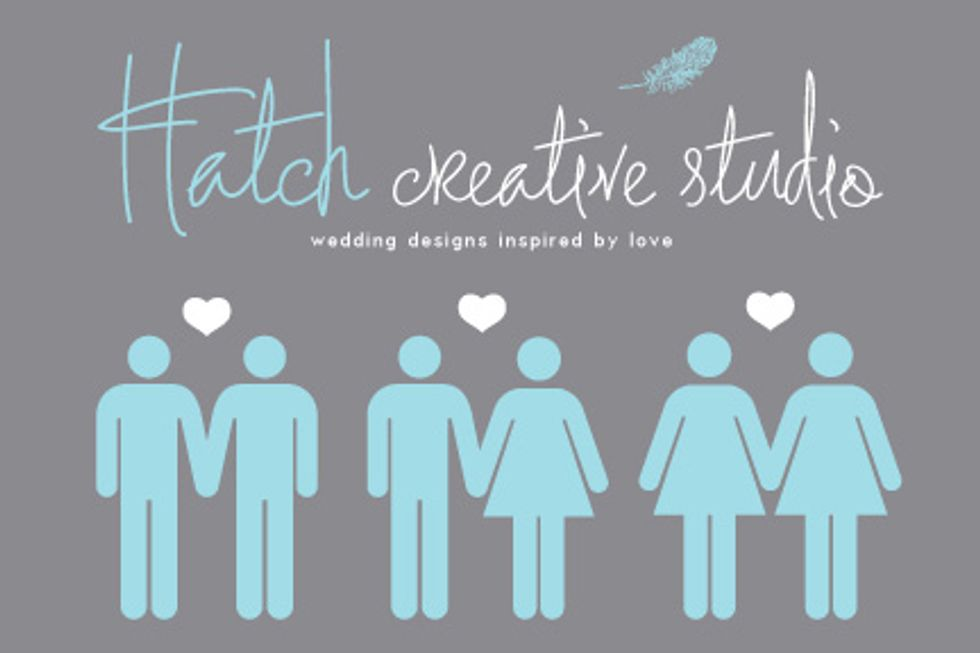 """Tying the Knot This Weekend? Hatch Creative Studio Has Your """"Something Blue"""" Covered"""