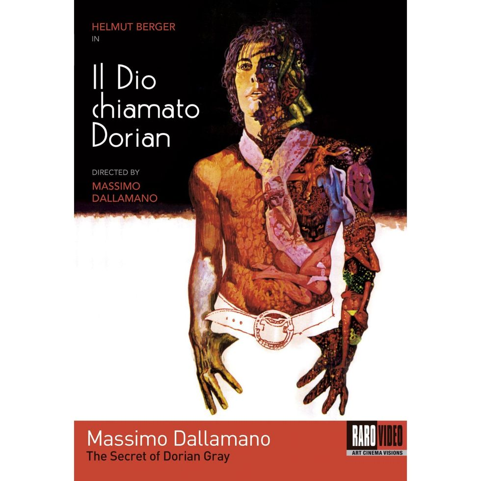Swinging, Decadent The Secret Of Dorian Gray On DVD