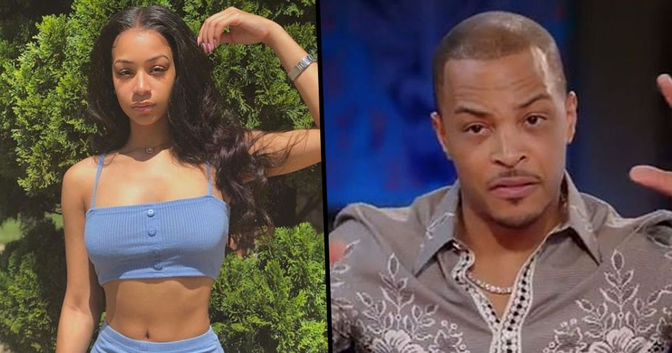 T.I. Finally Responds After Being Called out for Checking His Daughter's Virginity