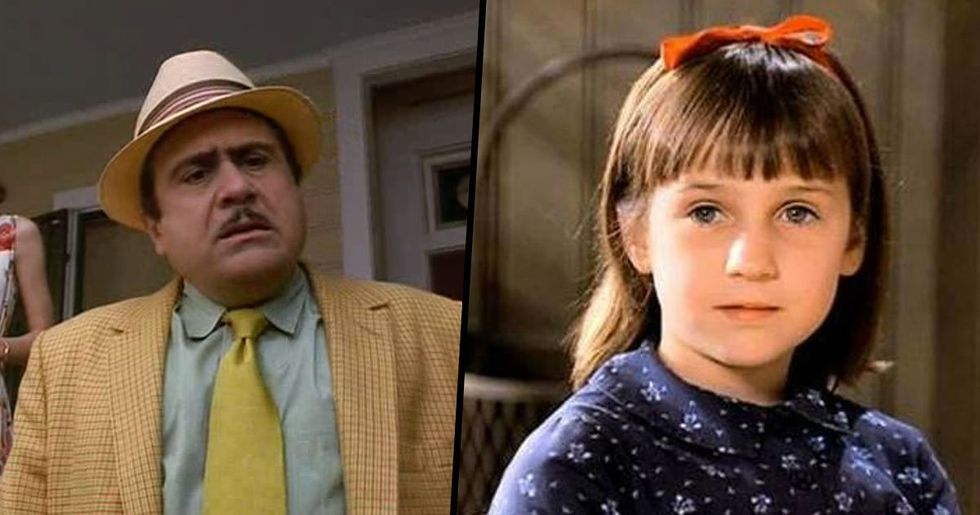 Danny Devito Wants to Make Another 'Matilda'