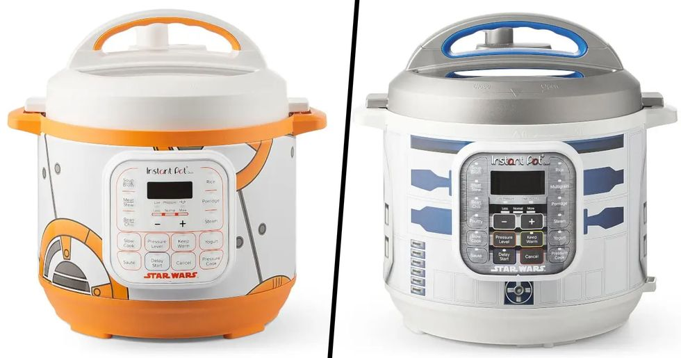 Instant Pot Released an Entire 'Star Wars' Collection Just in Time for Christmas