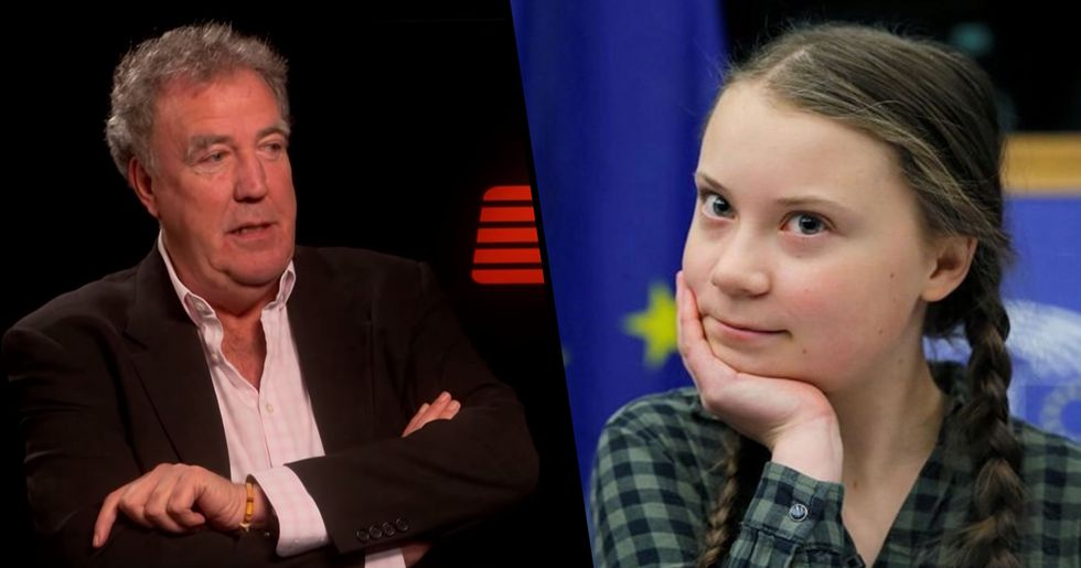 Jeremy Clarkson Brands Greta Thunberg an 'Idiot' and Blames Her for 'Killing Car Shows'