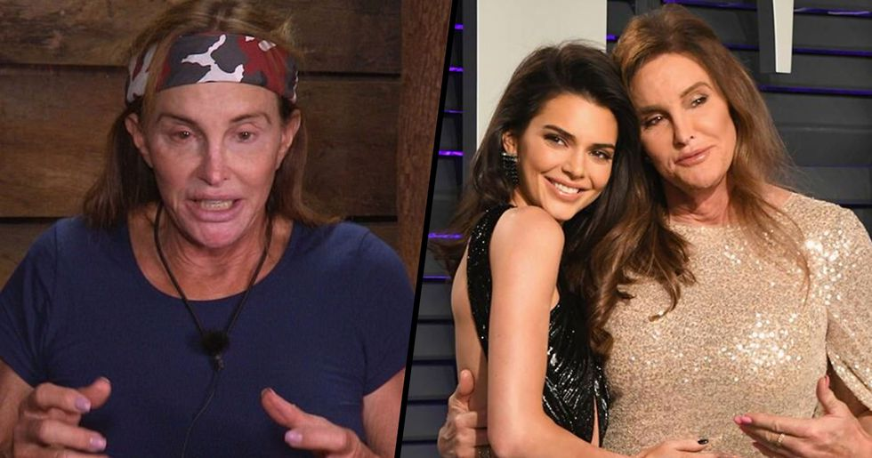 Kendall Jenner Finally Speaks out About Caitlyn's 'I'm a Celebrity' Appearance