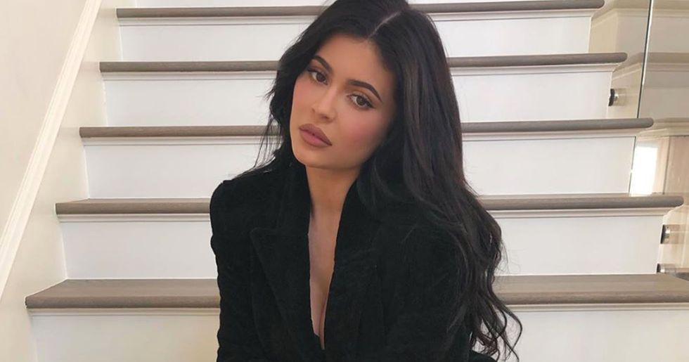 Kylie Jenner Reveals Her Real Hair in Post-Shower Video