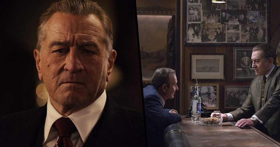 Here's a Guide on How to Watch 'The Irishman' as a Mini-Series If the Movie Is Too Long for You
