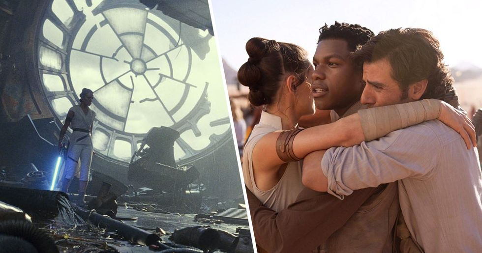 Disney Pledges to Help Dying Dad See New Star Wars Early so He Can Watch It With Son