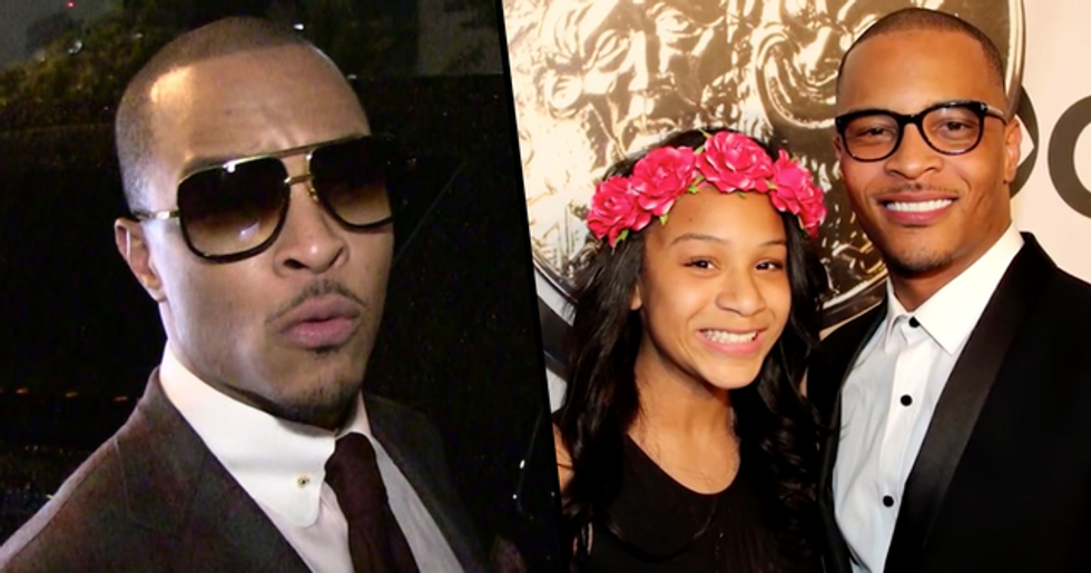 T.I Sparks New York Lawmaker to Introduce 'Virginity Check' Bill