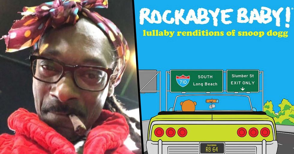 Snoop Dogg Is Releasing Lullaby Renditions of His Greatest Hits