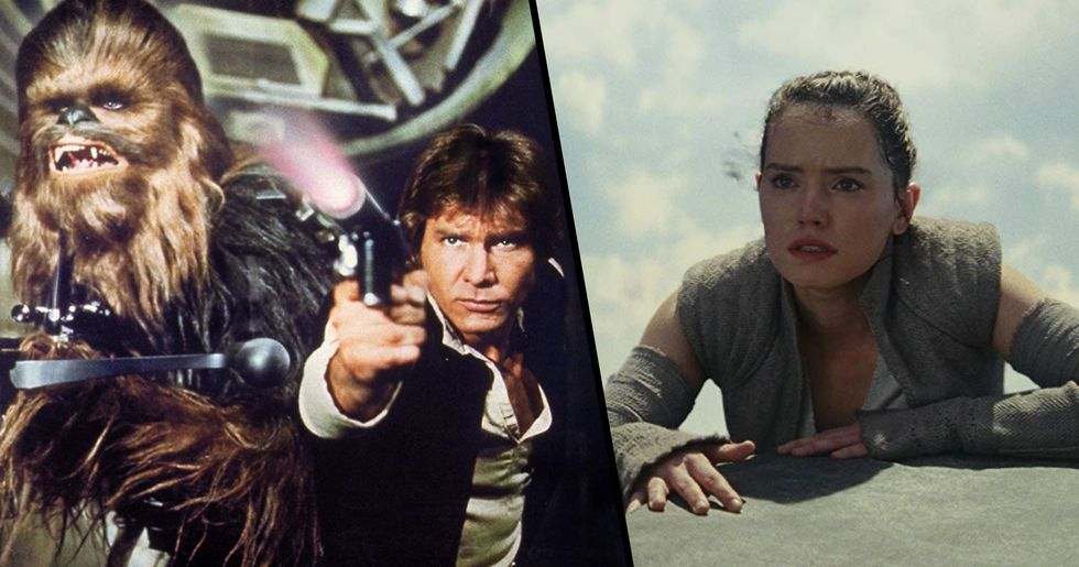 You Can Get Paid $1,000 to Watch 10 'Star Wars' Movies Back-To-Back