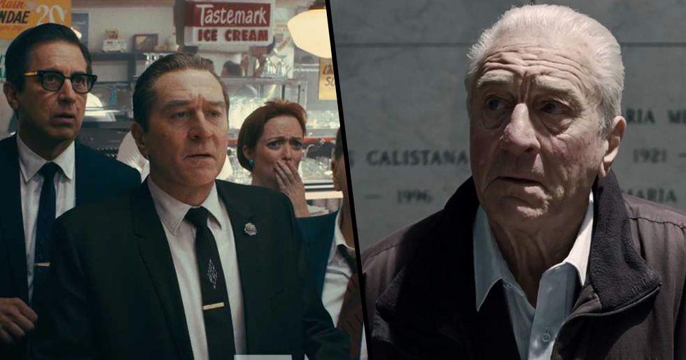 'The Irishman' Named Best Best Movie of 2019