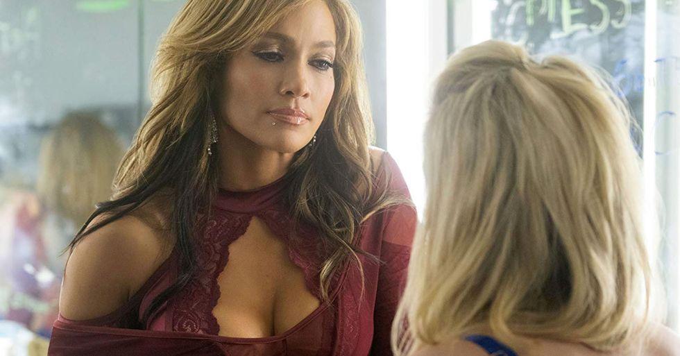 Jennifer Lopez Posted a No Make-Up Selfie to Celebrate Her 'Hustlers' Golden Globe Nomination