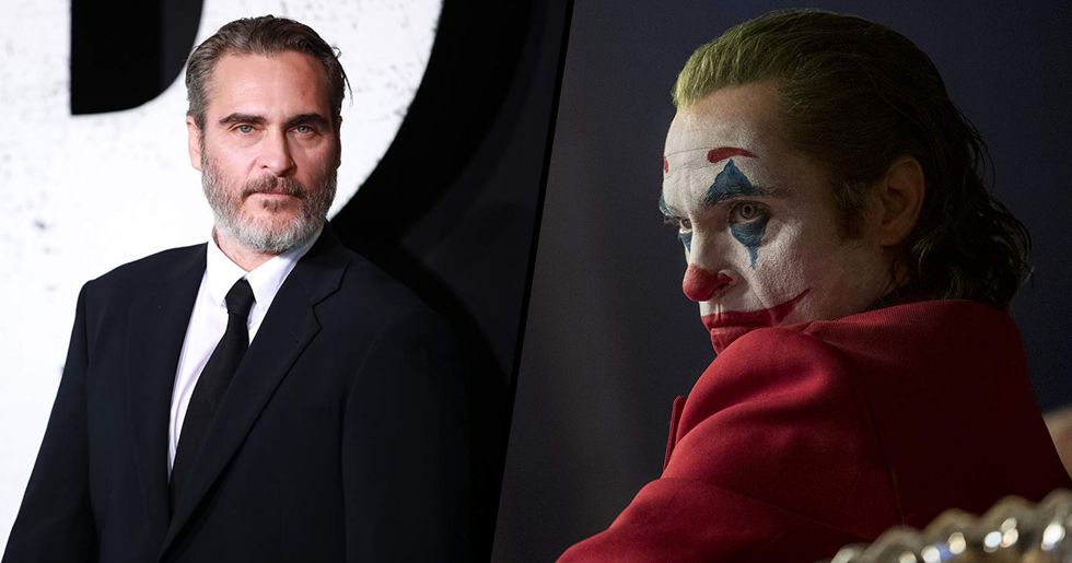 Joaquin Phoenix Has Been Nominated for Best Actor at the Golden Globes