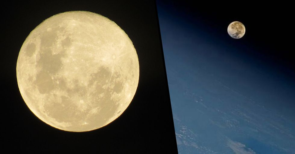 The Final Cold Moon of the Decade Appeared on 12/12 at 12:12am