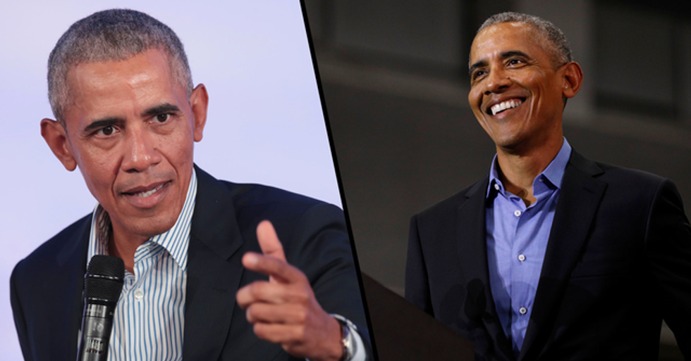 Barack Obama Says Women Are 'Indisputably' Better Than Men