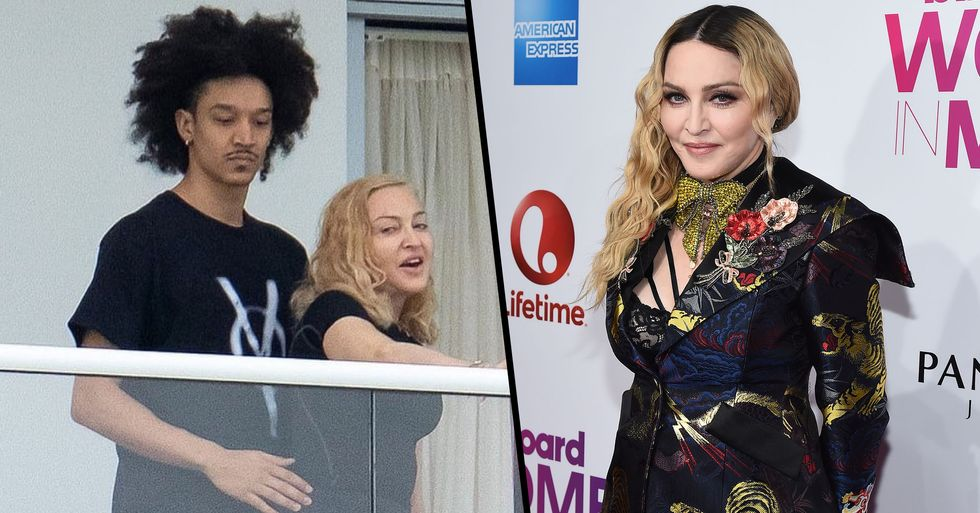 Madonna Has Been Pictured Getting Cozy With 26-Year-Old 'Boyfriend
