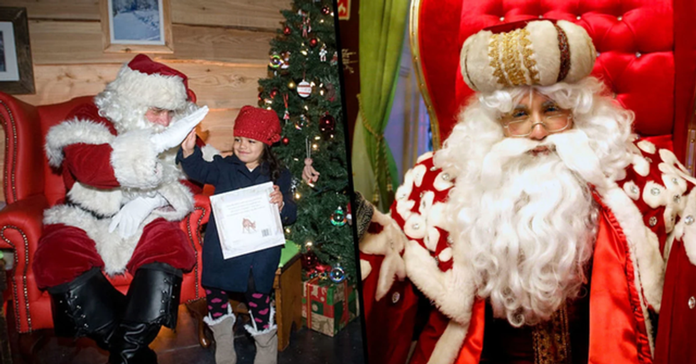 People Are Claiming That Santa Should Be Gender Neutral