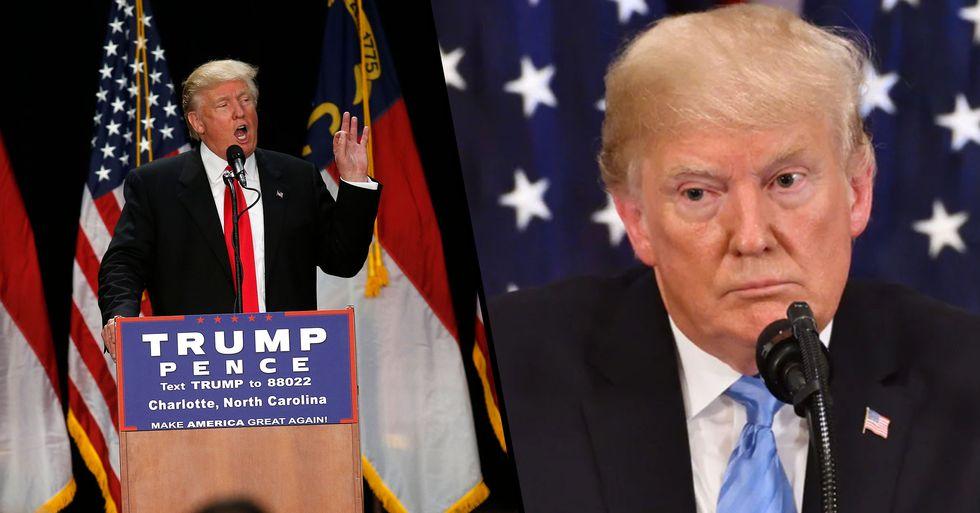 Donald Trump Responds to Impeachment With a Meme