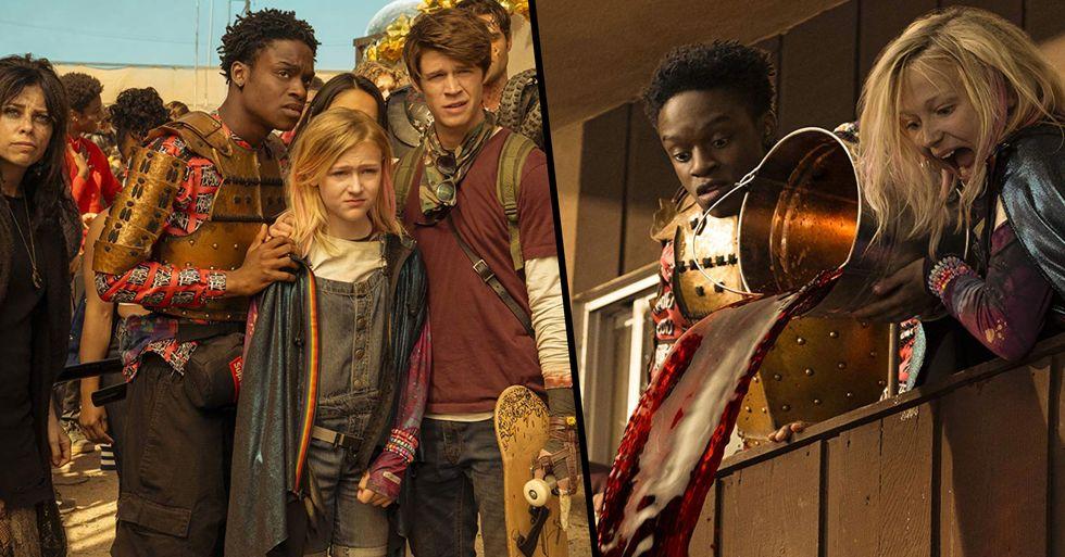 Netflix Cancels Zombie Series 'Daybreak' After Just One Season
