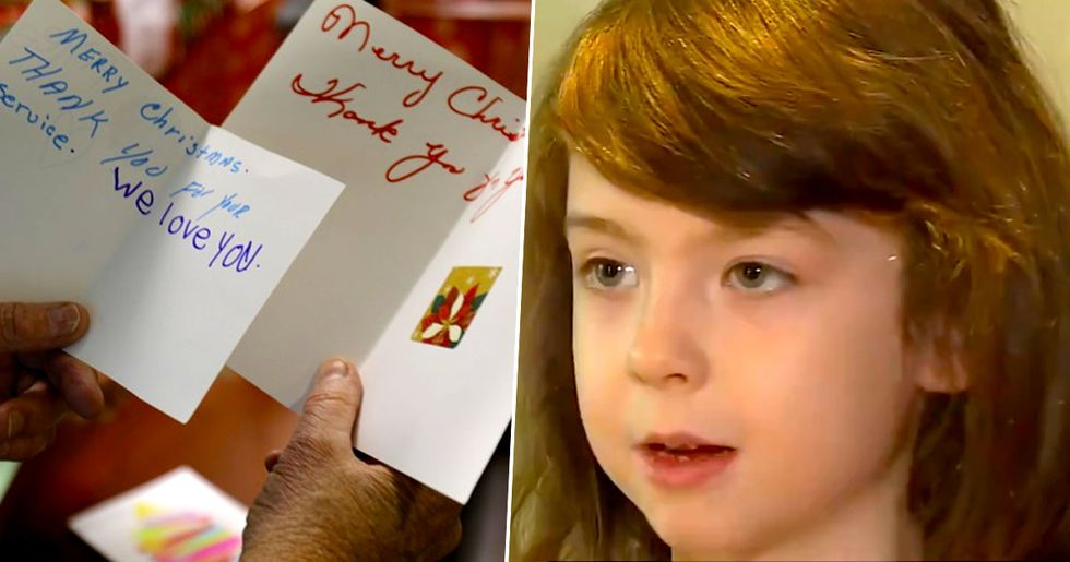 Little Girl Finds Chilling Note in Christmas Card from Slave in Chinese Prison