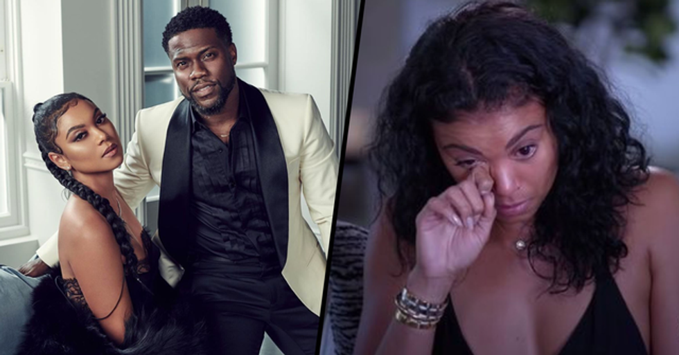 Kevin Hart's Wife Breaks Down While Discussing His Cheating in Netflix Docu-Series