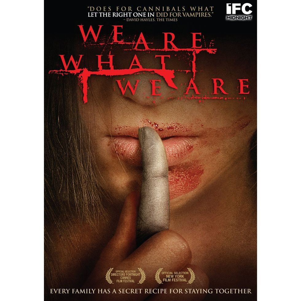 Eerie Urban Horror Tale We Are What What We Are On DVD