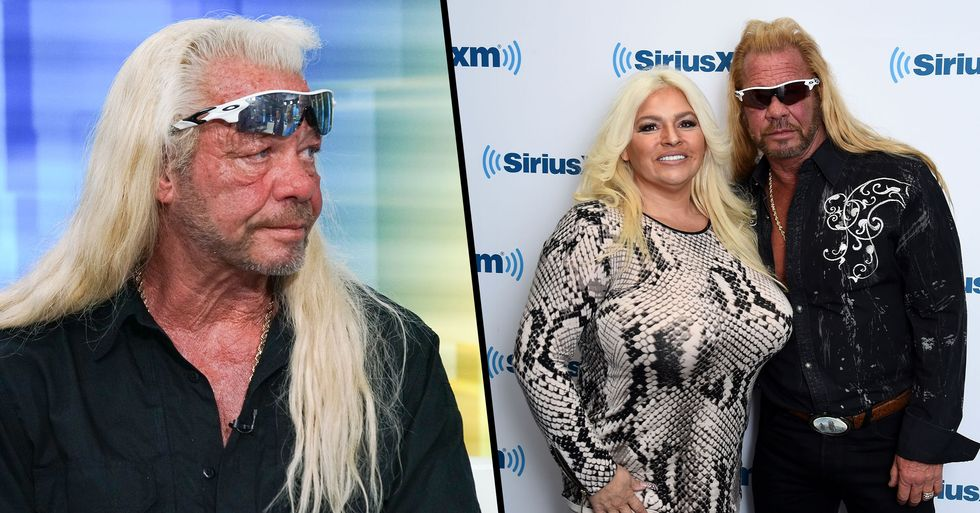 Dog the Bounty Hunter Says He's Spending Christmas Alone After His Wife's Death
