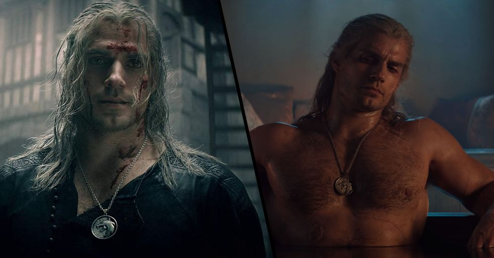 Henry Cavill Got so Ripped for 'The Witcher' He Kept Tearing His Costume