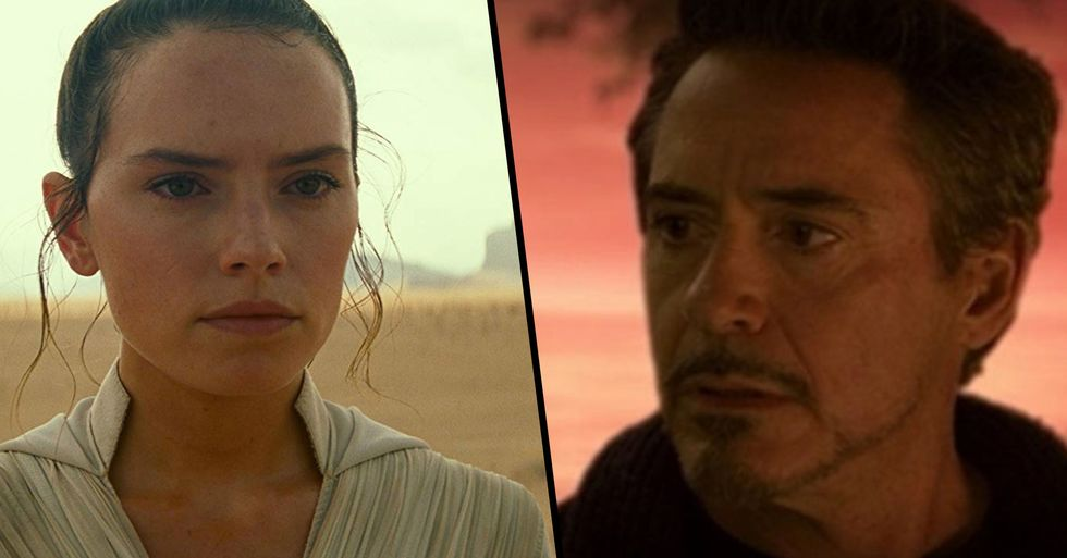 People Are Saying 'Star Wars: Rise of the Skywalker' Completely Copied 'Avengers: Endgame'