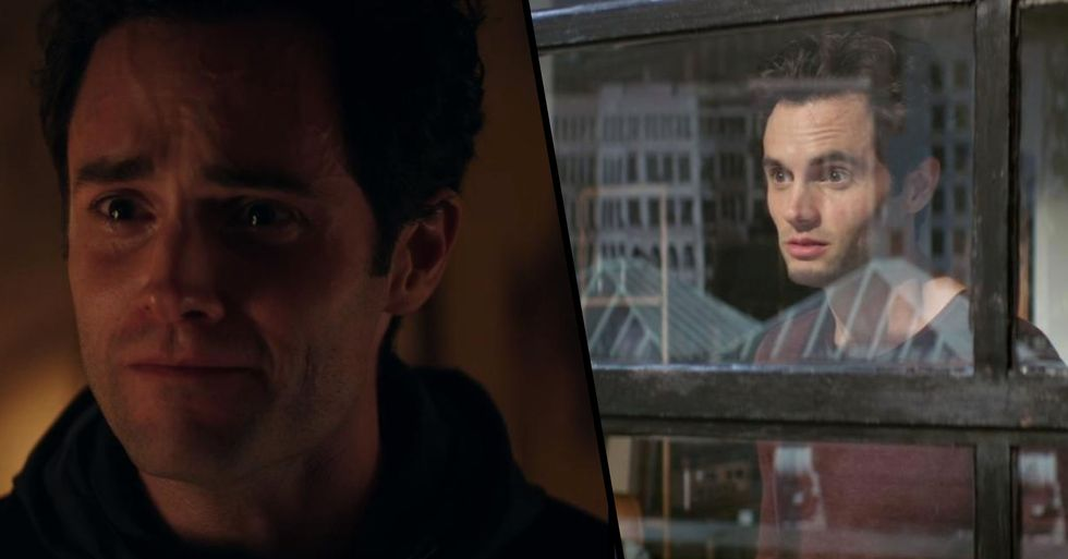 The New Season of 'You' Is Here and Everyone Is Joking About Dan Humphrey Again