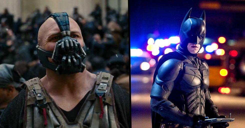 'Batman: The Dark Knight Rises' Voted Best Film of the Decade