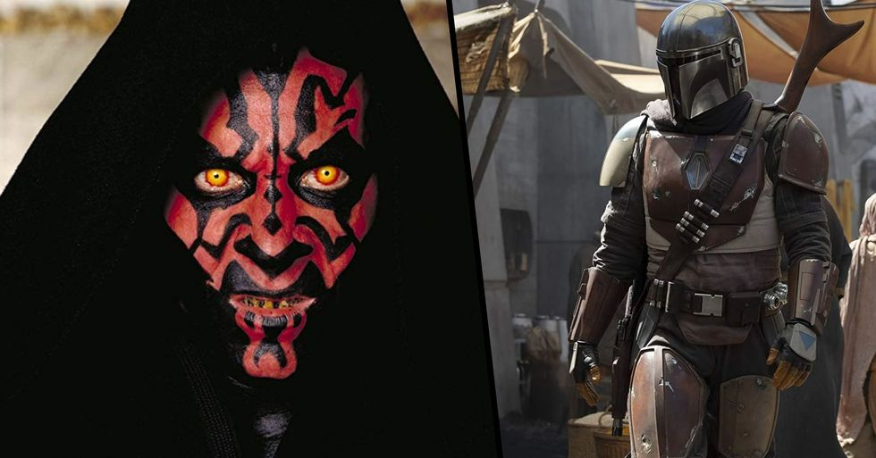 Return of Darth Maul Teased for Season 2 of 'Star Wars: The Mandalorian'