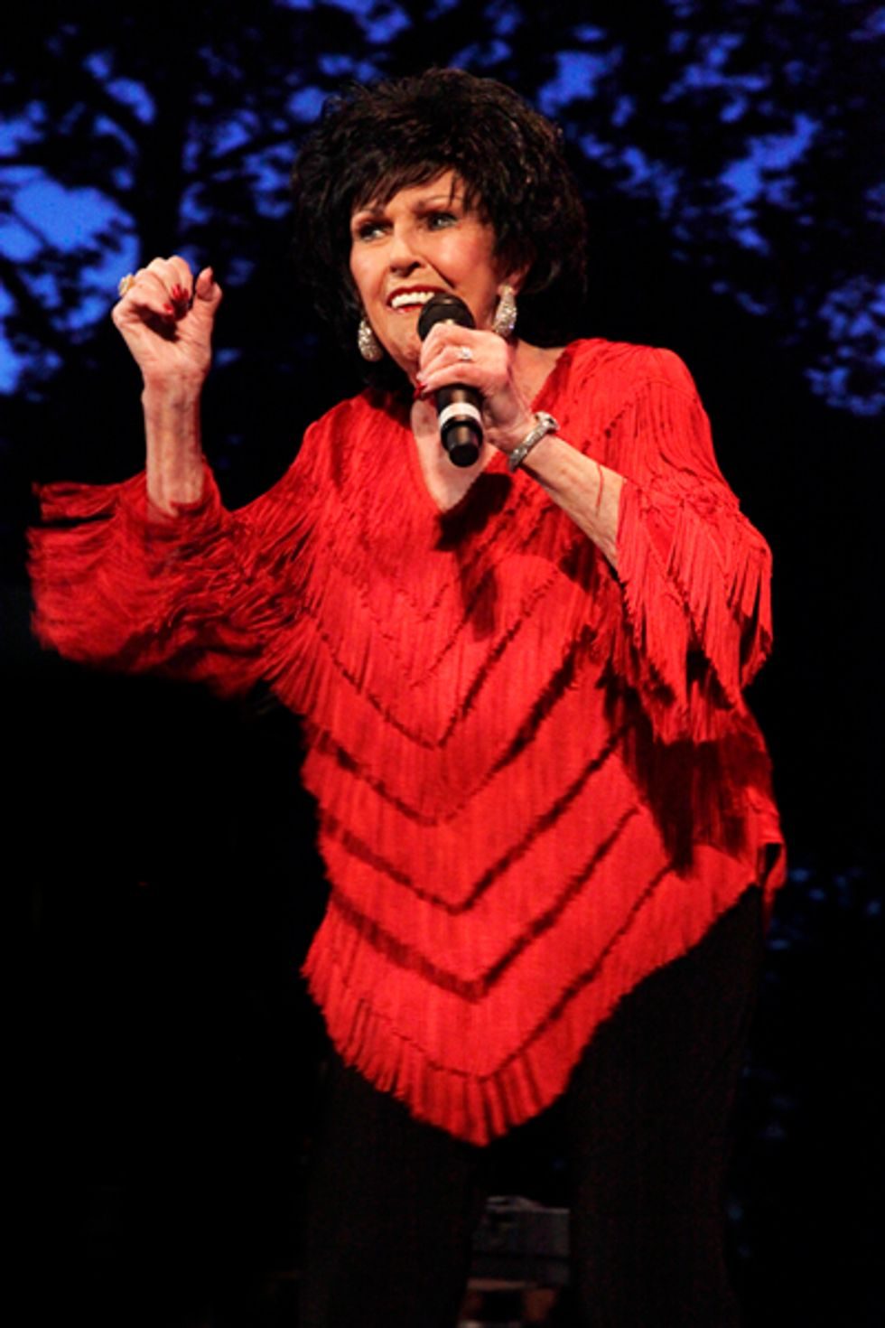 Wanda Jackson Brings Her Party to Central Park Summer Stage