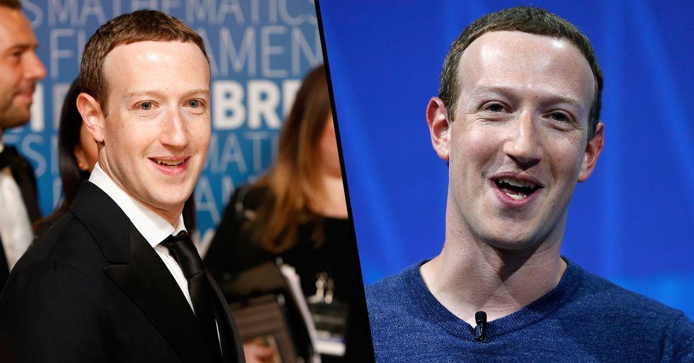 Mark Zuckerberg Got $27.3 Billion Richer in 2019