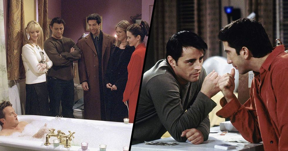'Friends' Is Leaving Netflix at Midnight Tonight