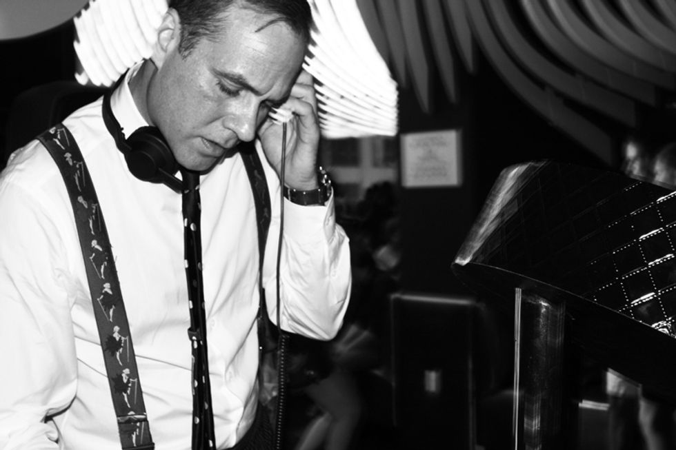 Jam On It: Scenes From the W Hotel Downtown's Summer Jam With Paul Sevigny