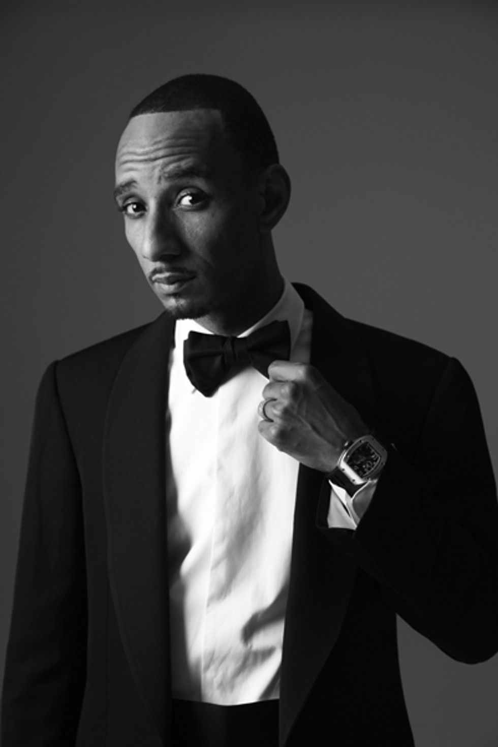 More From PAPER's Summer Music Issue Cover Shoot with Swizz Beatz