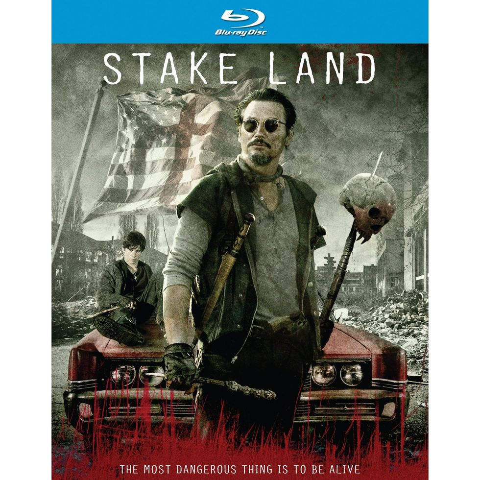 Post-Apocalytic Vampire Saga Stake Land On Blu-ray & DVD